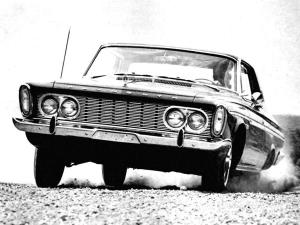 Plymouth Fury Hardtop Coupe 1963 года